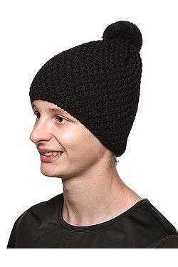 čepice Sherpa Ginger - Black