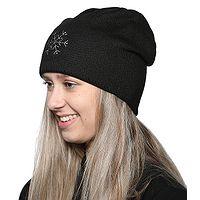 cappello Sherpa Daisy - Black - women´s