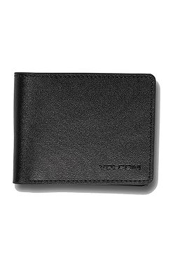 peněženka Volcom Evers Leather - Black