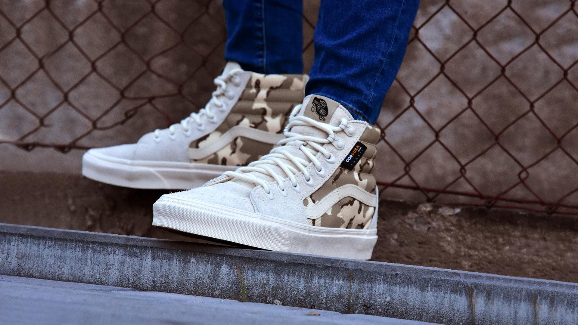 Členková obuv VANS