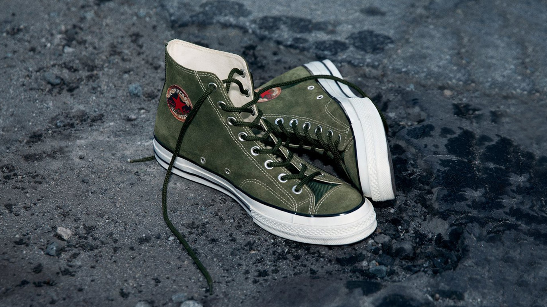 Zimní boty CONVERSE