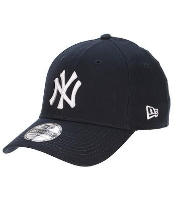 Kappe New Era 39T League Basic MLB New York Yankees - Navy/White
