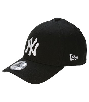Kappe New Era 39T League Basic MLB New York Yankees - Black/White