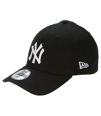 šiltovka New Era 39T League Basic MLB New York Yankees - Black/White