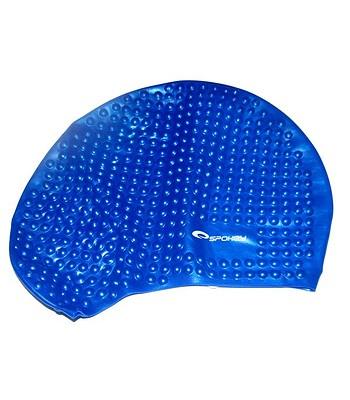 kúpacia čiapka Spokey Belbin - K84127 Blue  b123a3600ee