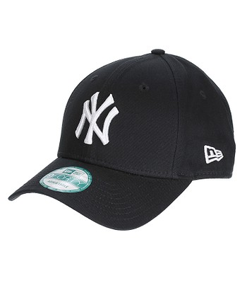cap New Era 9FO League Basic MLB New York Yankees - Navy/White