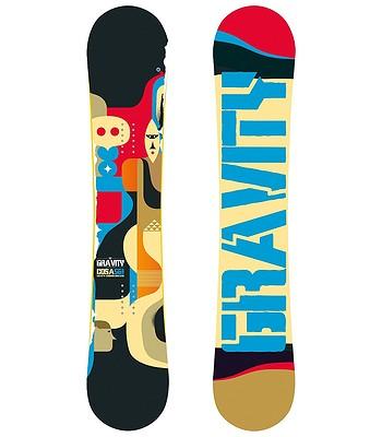 6b2f407ac1 snowboard Gravity Cosa Wide - No Color