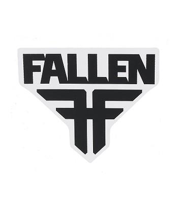 samolepka Fallen Middle - Black/White