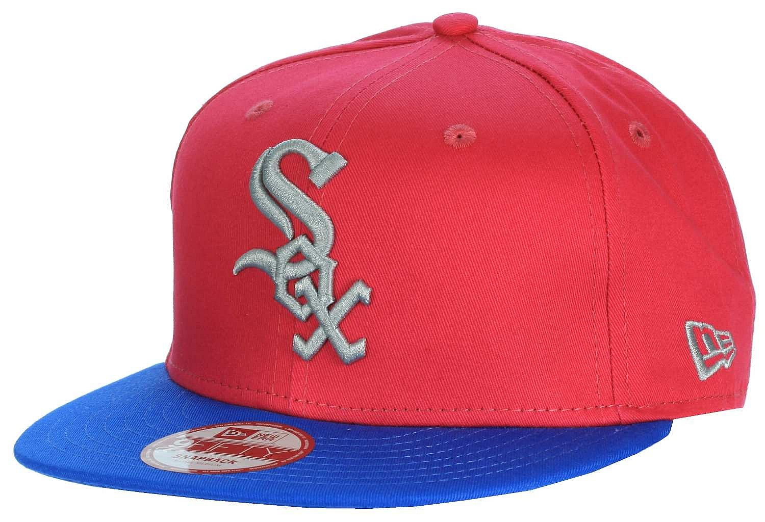 low priced 52a88 79758 ... order cap new era 9fi seasonal pop mlb chicago white sox bright rose  snapshot blue silverwing