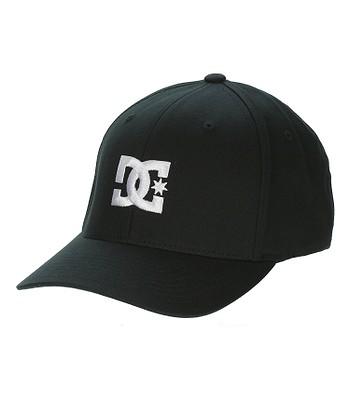 czapka z daszkiem DC Cap Star 2 - BLK/Black