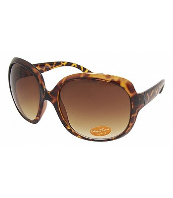 af799b369ed sunglasses Ray Flector RF19 Over Size Round Cosy Fit - Tortoise Shell
