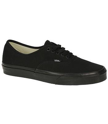 Schuhe Vans Authentic - Black/Black