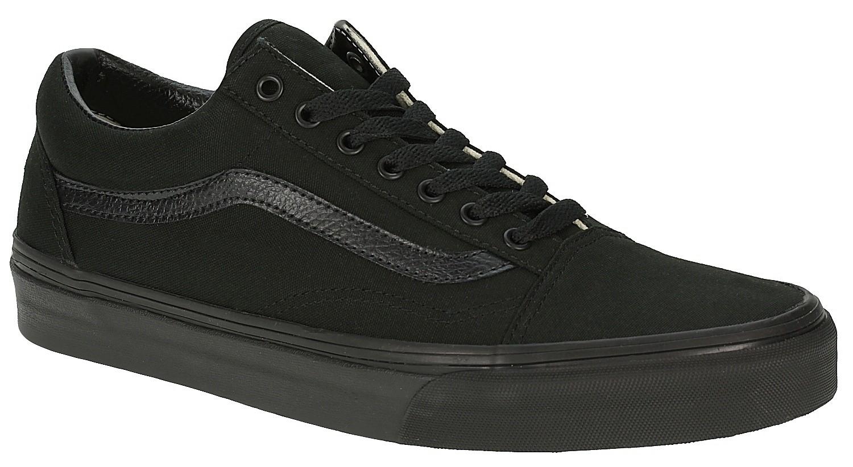 Vans Vans Skool Chaussures Blackblack Skool Old Skool Old Chaussures Blackblack Vans Chaussures Old 8X0wNknOP
