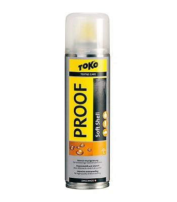 impregnace Toko Care Line Soft Shell Proof 250 - No Color