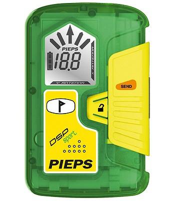 Pieps DSP Sport Avalanche Beacon - Green
