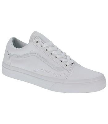 topánky Vans Old Skool - True White