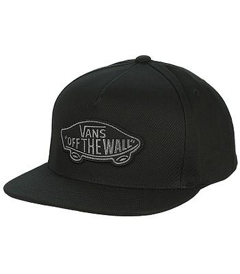 cap Vans Classic Patch Snapback - Black