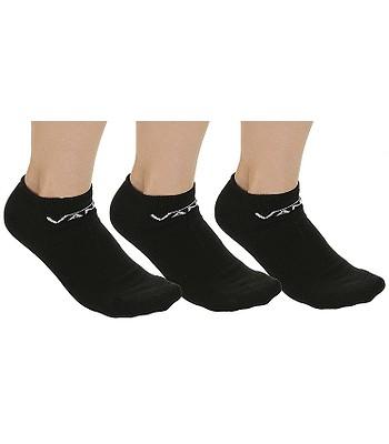 ponožky Vans Classic Kick 3 Pack - Black