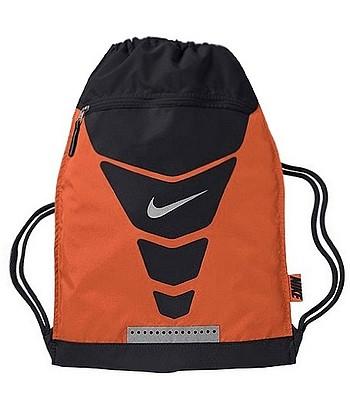 718fcb23720 vak Nike Vapor Gymsack - 810 Team Orange Black Metallic Silver ...