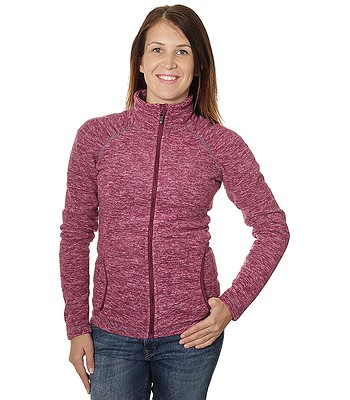 mikina Roxy Harmony Zip - MRR0 Magenta Purple  675ebb37b75