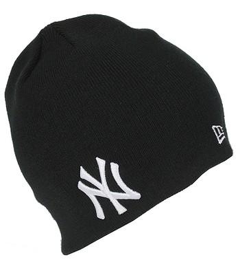 New Era Seasonal Skull MLB New York Yankees Hat - Black White ... fd55bb1cbb8