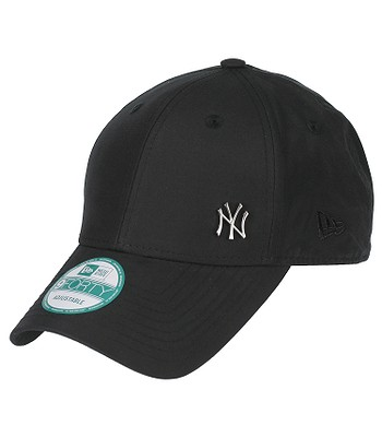 czapka z daszkiem New Era 9FO Flawless Logo MLB New York Yankees - Black