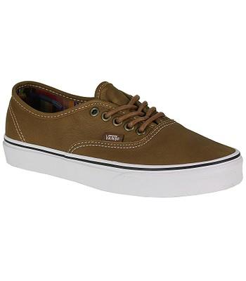 3a600dabf2e247 shoes Vans Authentic - Leather Brown Guate - blackcomb-shop.eu
