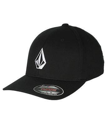 czapka z daszkiem Volcom Full Stone Flexfit - Black