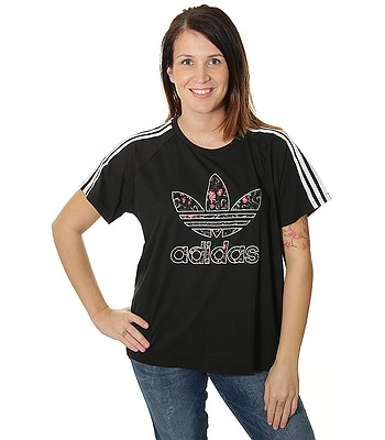 916f0ecbafca tričko adidas Originals Moscow Trefoil Logo - Black