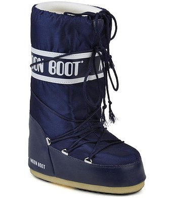 Schuhe Tecnica Moon Boot Nylon - Blue