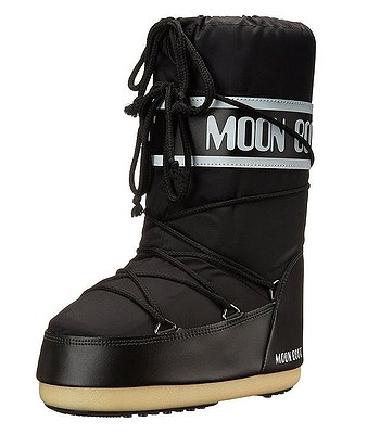 boty Tecnica Moon Boot Nylon - Black