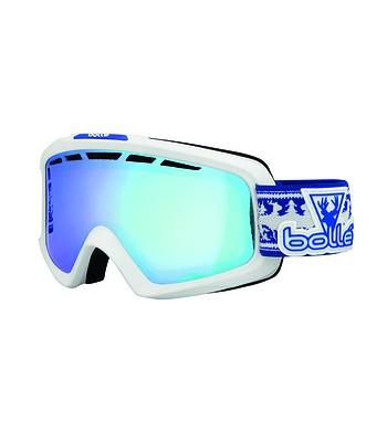 okuliare Bollé Nova II - Matte White   Blue Aurora  0f819d0aa7c