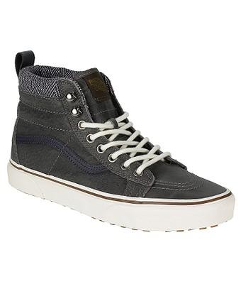 5f88da70f3f shoes Vans Sk8-Hi MTE - MTE Charcoal Herringbone - blackcomb-shop.eu