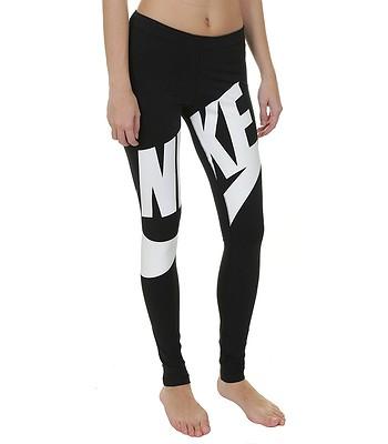 9d89d0969ecf legíny Nike Leg A See Exploded - 010 Black White