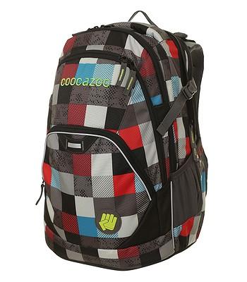 286b12478dd60 plecak Hama - Coocazoo 1247871/EvverClevver 2 - Checkmate Blue Red