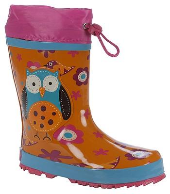 Schuhe Pidilidi PL0055-17 - Owl/Orange