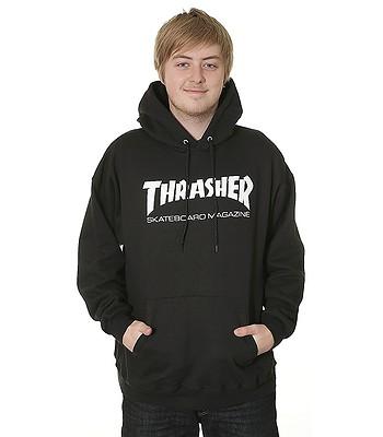 mikina Thrasher Skate Mag - Black