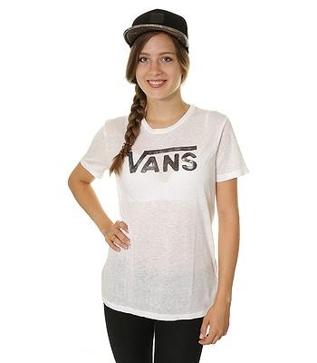tričko Vans Authentic Water V - White  cac7a6b4865