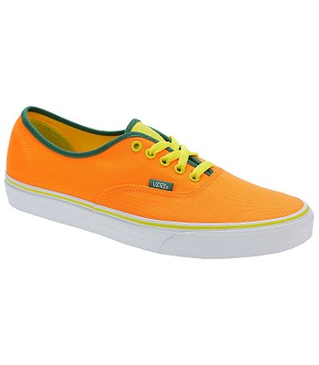 0e63233e6b shoes Vans Authentic - Brite Neon Orange Cyber Yellow - blackcomb-shop.eu
