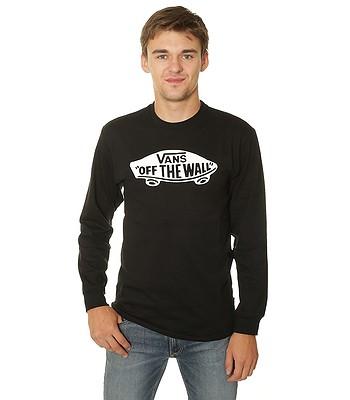 tričko Vans OTW LS - Black Black  2d8815e7d8