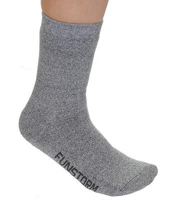 ponožky Funstorm Sekul - Gray