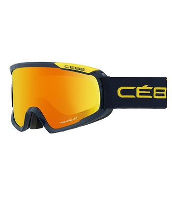 cab183115 okuliare Cébé Fanatic M - Blue & Yellow/Orange Flash Fire | blackcomb.sk