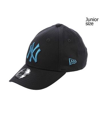 kšiltovka New Era 9FO League Essential MLB New York Yankees Child - Navy  Blue Jewel d94e3ec032