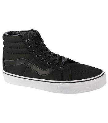 ba93c51ba7 shoes Vans Sk8-Hi Reissue - Premium Leather Black True White - blackcomb -shop.eu