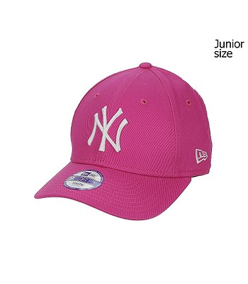 šiltovka New Era 9FO League Basic MLB New York Yankees - Hot Pink/Optic White