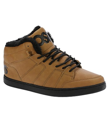 9211403a093 boty Osiris Convoy Mid SHR - Brown Work