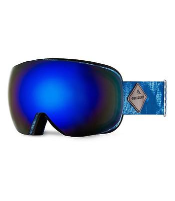 f97b2e6c1 okuliare Quiksilver QS R - BYB9/Highdye Blue | blackcomb.sk