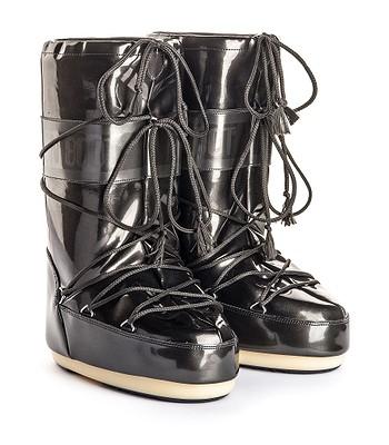 Schuhe Tecnica Moon Boot Vinile Met - Black