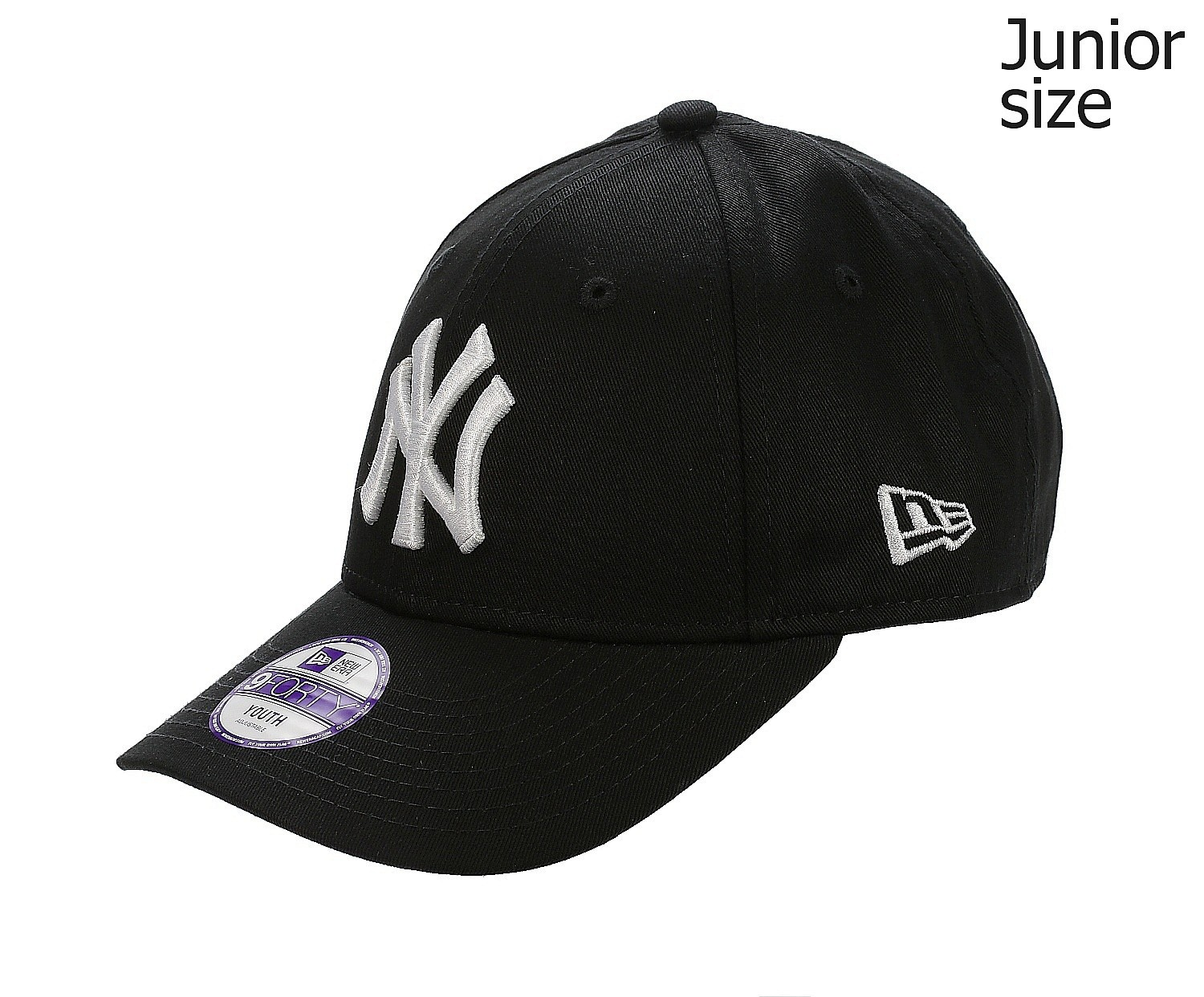 d4dd99c54be ... adjustable hat navy blue white e57c2 893e5  where can i buy cap new era  9fo league basic mlb new york yankees youth black