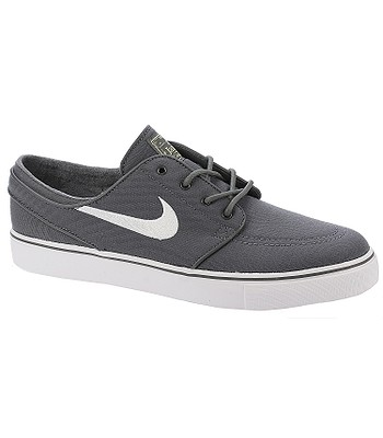 501a2ec2903cb topánky Nike SB Zoom Stefan Janoski Canvas - Dark Gray/White Gum/Light Brown
